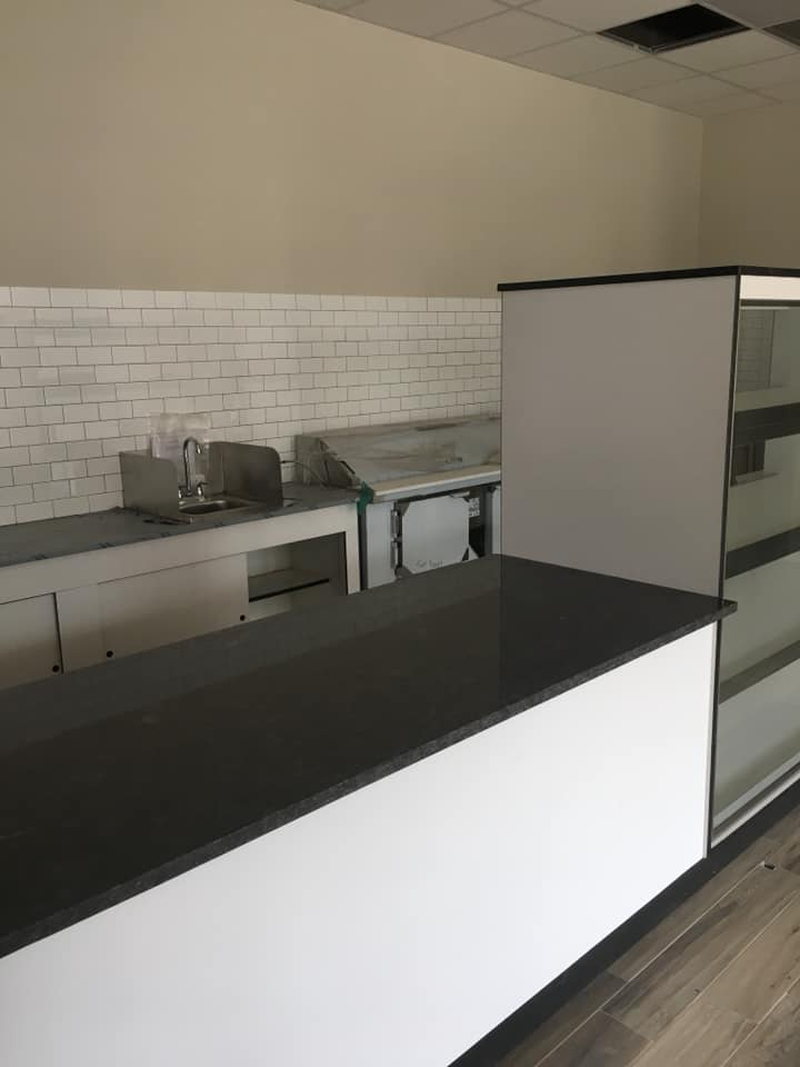 Commercial Countertop projects - Long Island NY Quartz and Granite Long Island