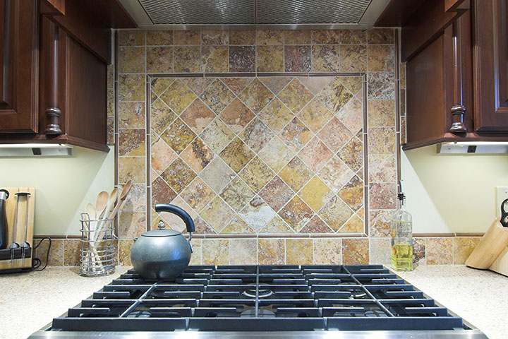 granite countertops back splash - Long Island NY Quartz and Granite Long Island